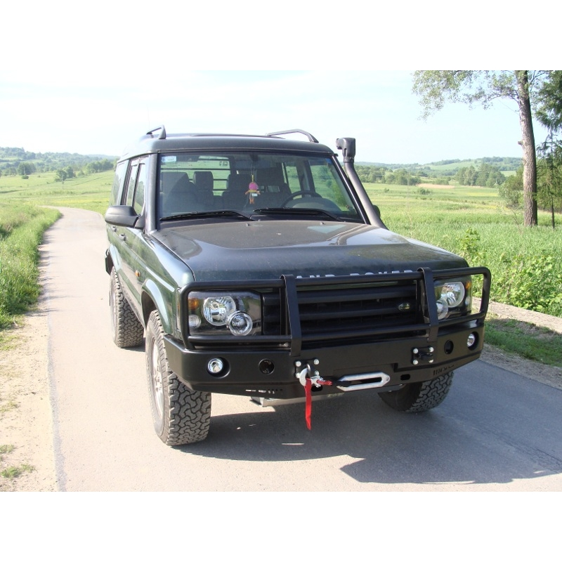 Land Rover Discovery TD5 Esistange @ JR MOTORS
