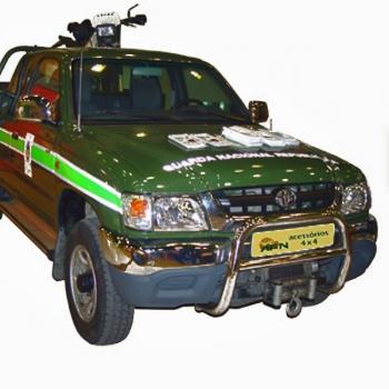 Toyota Hilux 4x4 KDN 165 CD 2001-2005