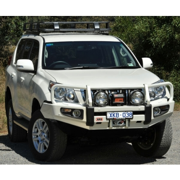 Deluxe rauast stange Land Cruiser 150 2009-...