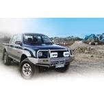 Deluxe rauast stange L200 1996-2001