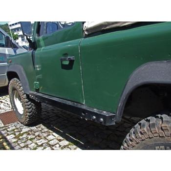 AFN Land Rover Def. 90 Td5 / Td4 1999-2008 Küljerauad
