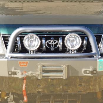AFN Toyota Land Cruiser KDJ 90.MMC / KZJ 95.MMC 1999-2002 Esiraud