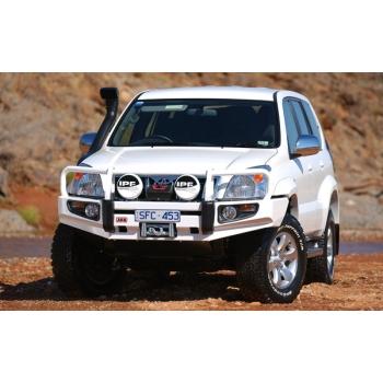 Deluxe rauast stange Land Cruiser 120 2003-2009
