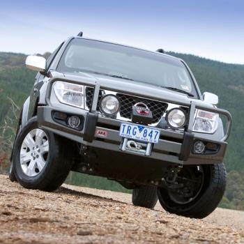 Deluxe rauast stange Pathfinder 2005-2010