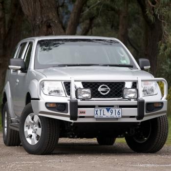 Deluxe rauast stange Pathfinder 2010-...
