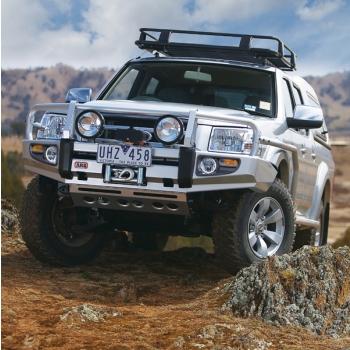 Deluxe rauast stange Ranger 2007-2009