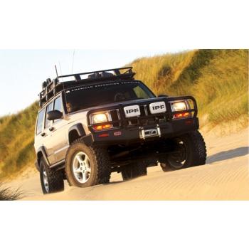 Deluxe rauast stange Cherokee XJ 1997-2002