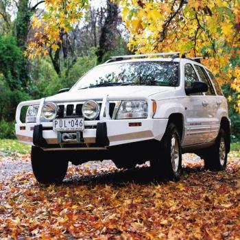 Deluxe rauast stange Grand Cherokee WJ 1999-2004