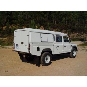AFN Land Rover Def. 130 1994-... Kuut