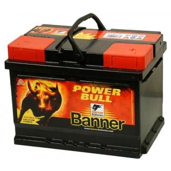 BANNER AKU POWER BULL 66AH