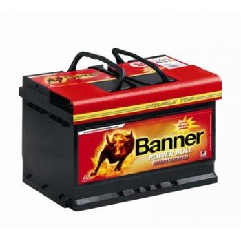 "BANNER AKU POWER BULL ""DT ""74AH"