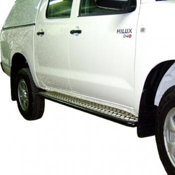 AFN Toyota Hilux 4x4 LN 170 2005-... Küljerauad