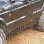 AFN Land Rover Disc. Td5 1999-2003 Küljerauad