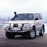 Deluxe rauast stange Land Cruiser 90 2000-2003