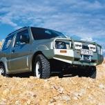 Deluxe rauast stange Jimny 1998-...