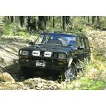 Deluxe rauast stange Cherokee XJ 1994-1997