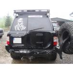 Nissan Patrol Y61 tagastange vintsi alusega